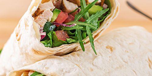 Wraps / Veggie Sandwiches