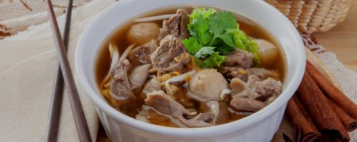 Noodles Soup/Curry