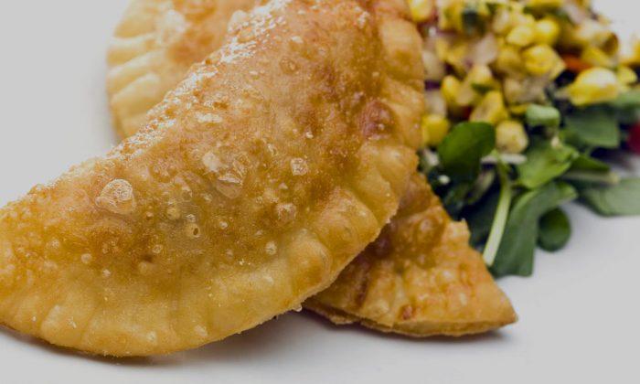 Baleadas / Empanadas / Ceviche / Saltena