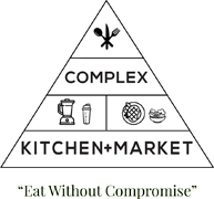 Welcome to The Complex Kitchen + Market