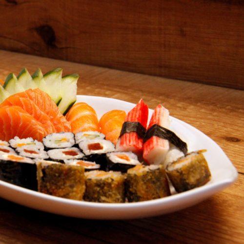 Sushi Dinner Combo